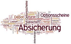 Depot absichern