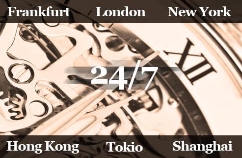 Börse Tokio Handelszeiten