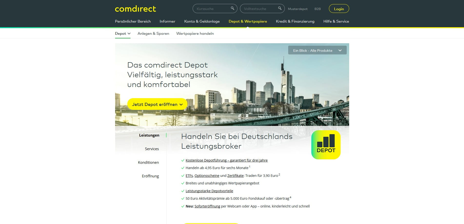 comdirect sparplan etf