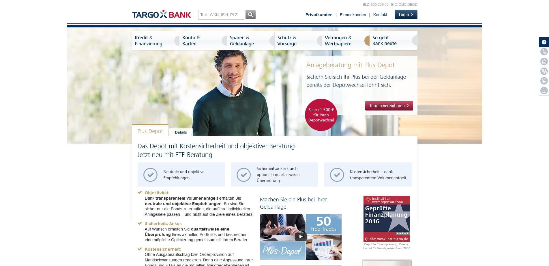 Targobank Startet Mit Wechselprämie In Das Jahr 2017 Bis Zu 1500