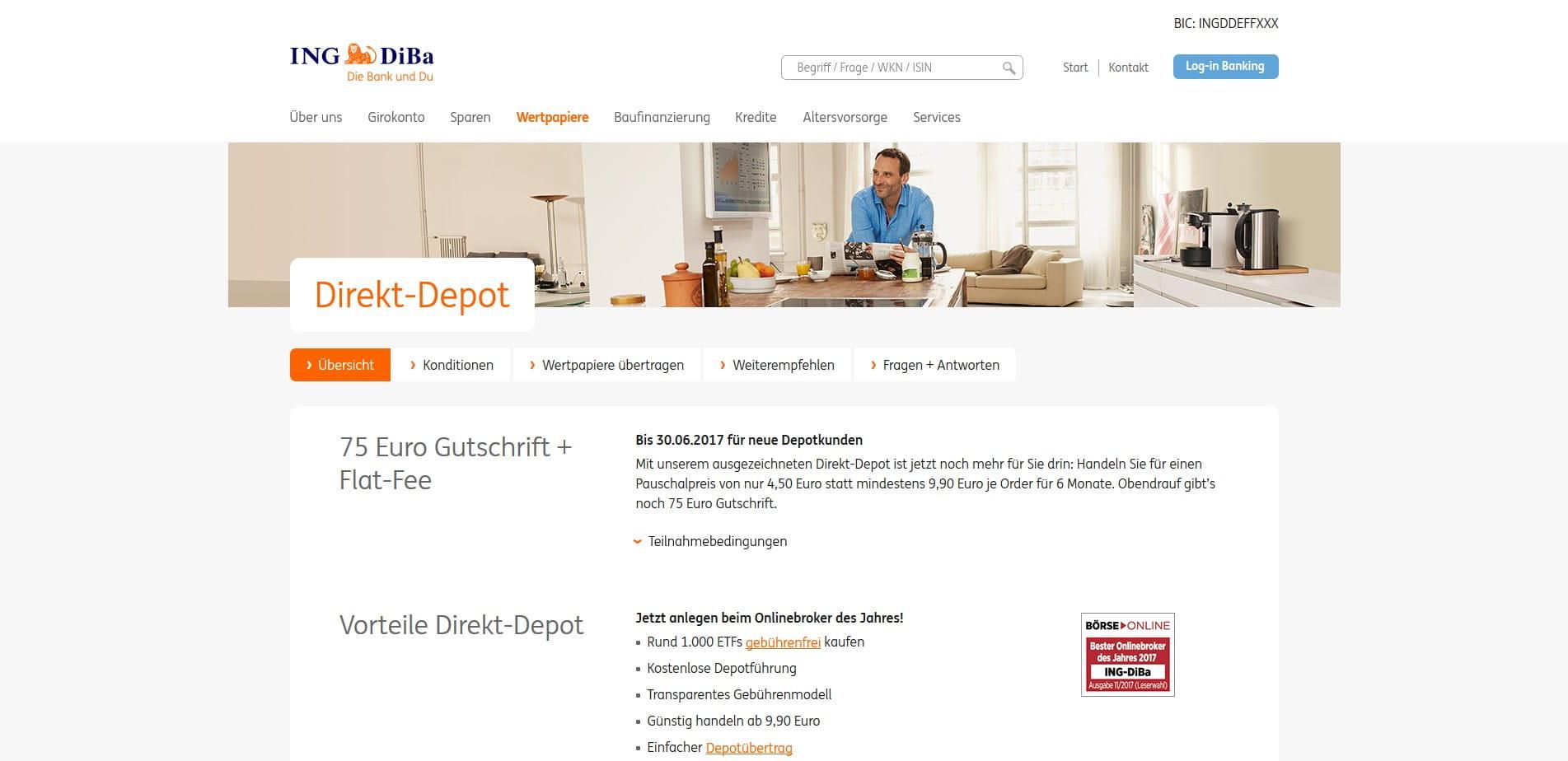 Direkt Depot Ing
