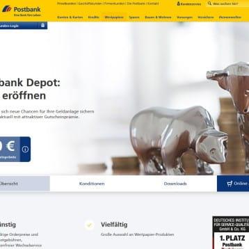 Postbank ändert zum August 2017 Depot Konditionen – kostenlose Kontoführung möglich