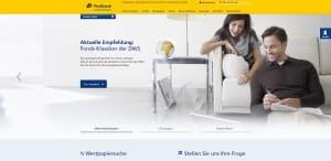 Postbank ETF Sparpläne