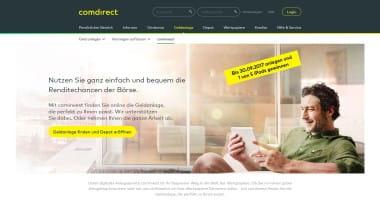 comdirect bewirbt digitalen Investmentservice cominvest inkl. iPad Gewinnspiel